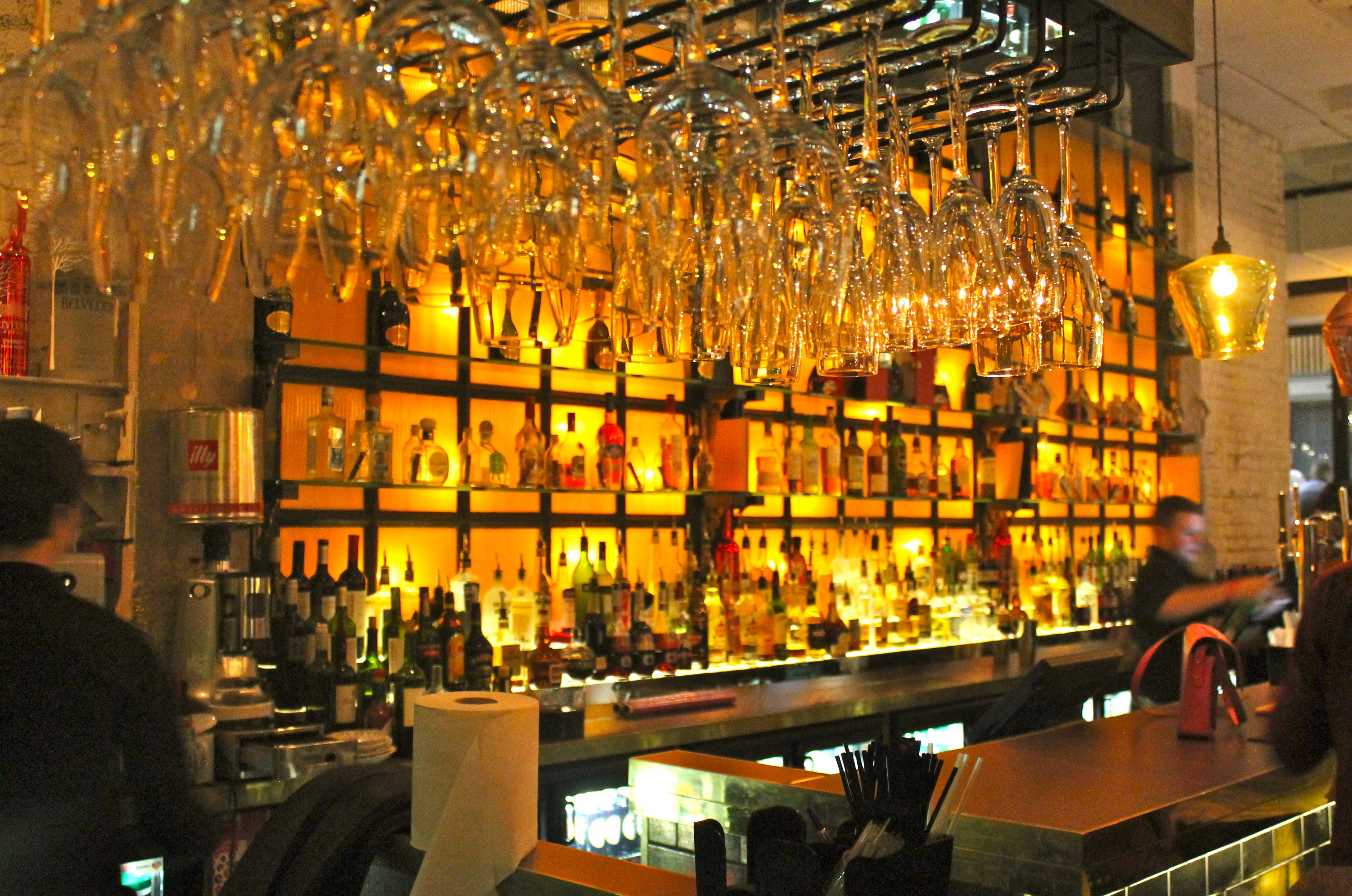 best bars in manchester | peanut buttered