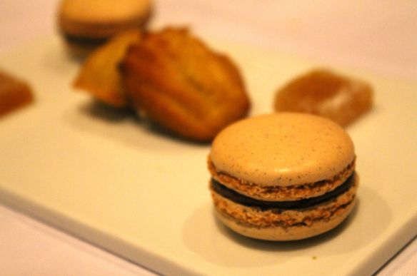 macaroon, the garage spa, the garage spa in greta bridge, spas in darlington, gilroy's restaurant